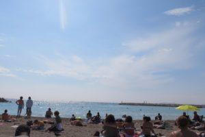 Prado Beach Marseille