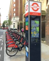 London Rent-a-cycle