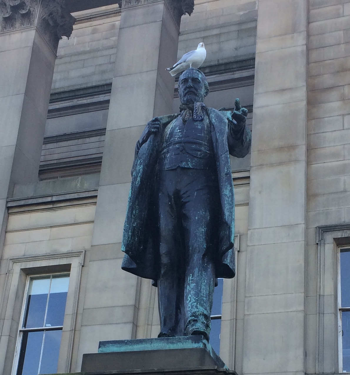 Statue Liverpool