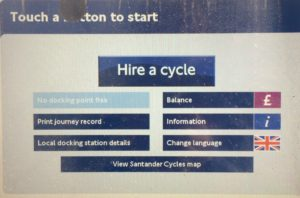 Hire a cycle