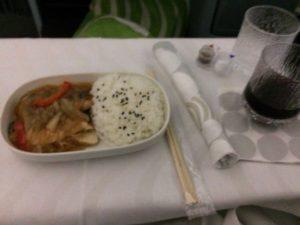 Finn Air Meal