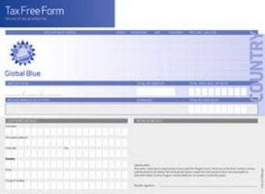 Duty Free Form