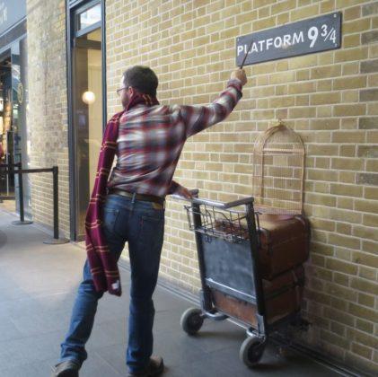Harry Potter platform