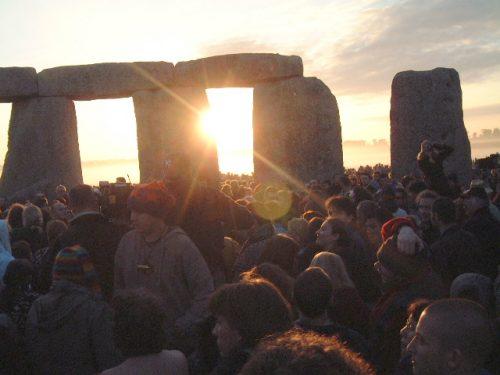Stonehenge Summer Soltice Festival