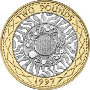 2 Pounds coin