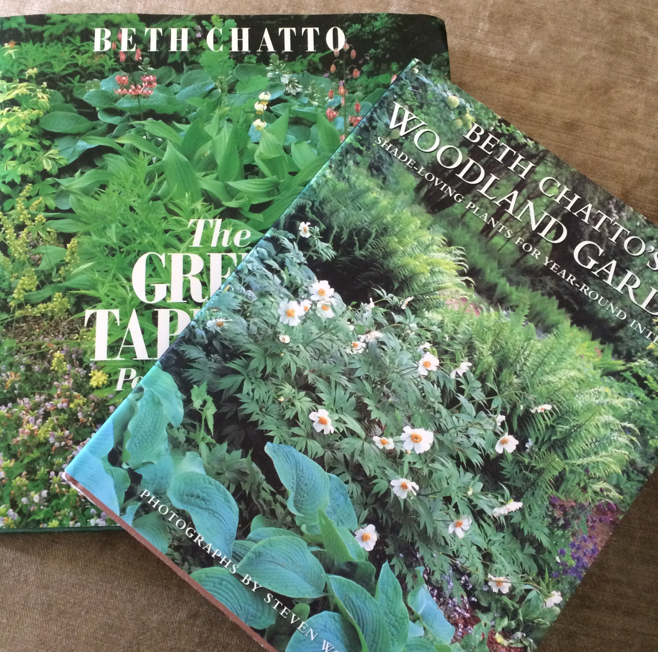 Beth Chatto books