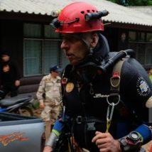 Thak Cave Diver