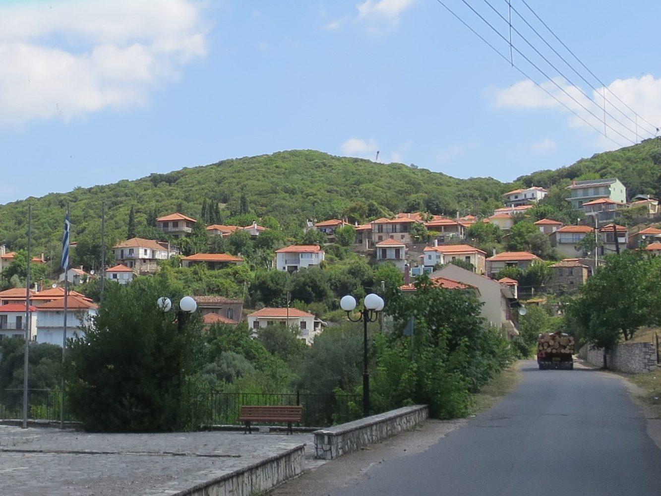 アルカディアの村