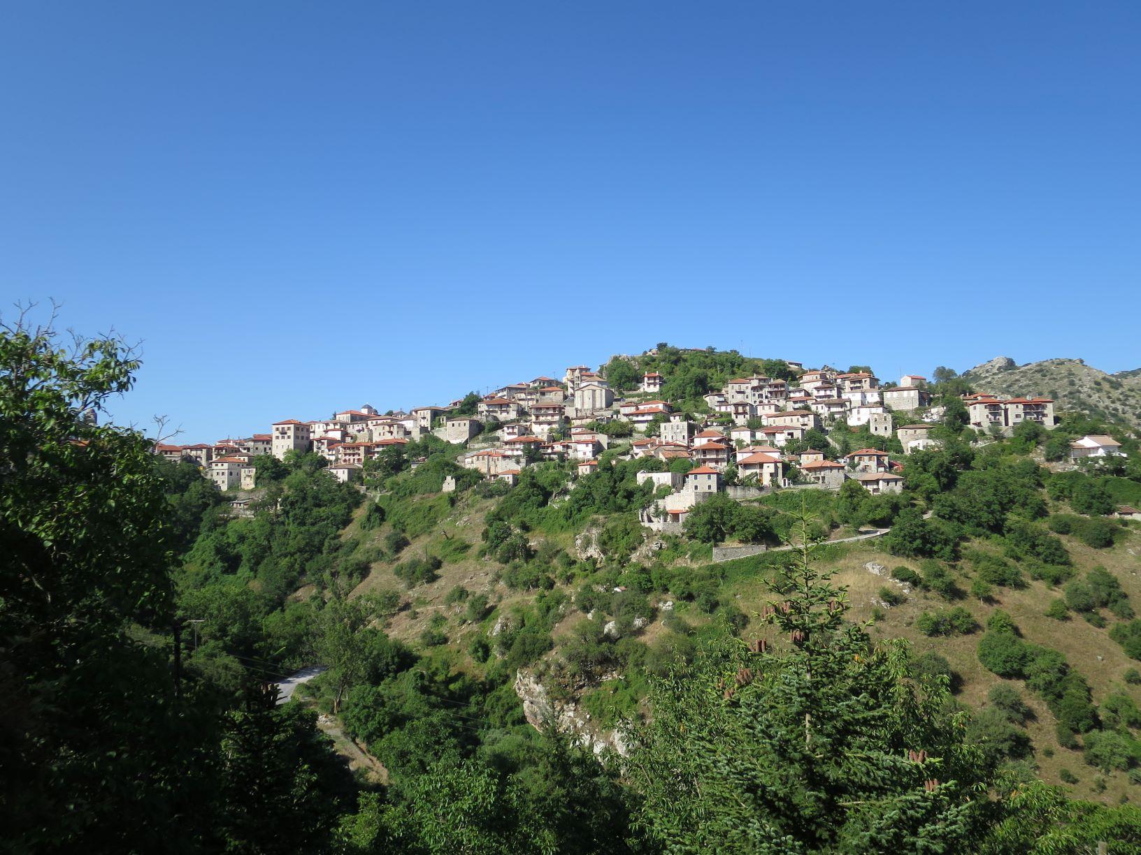 ディミツィアーナの村