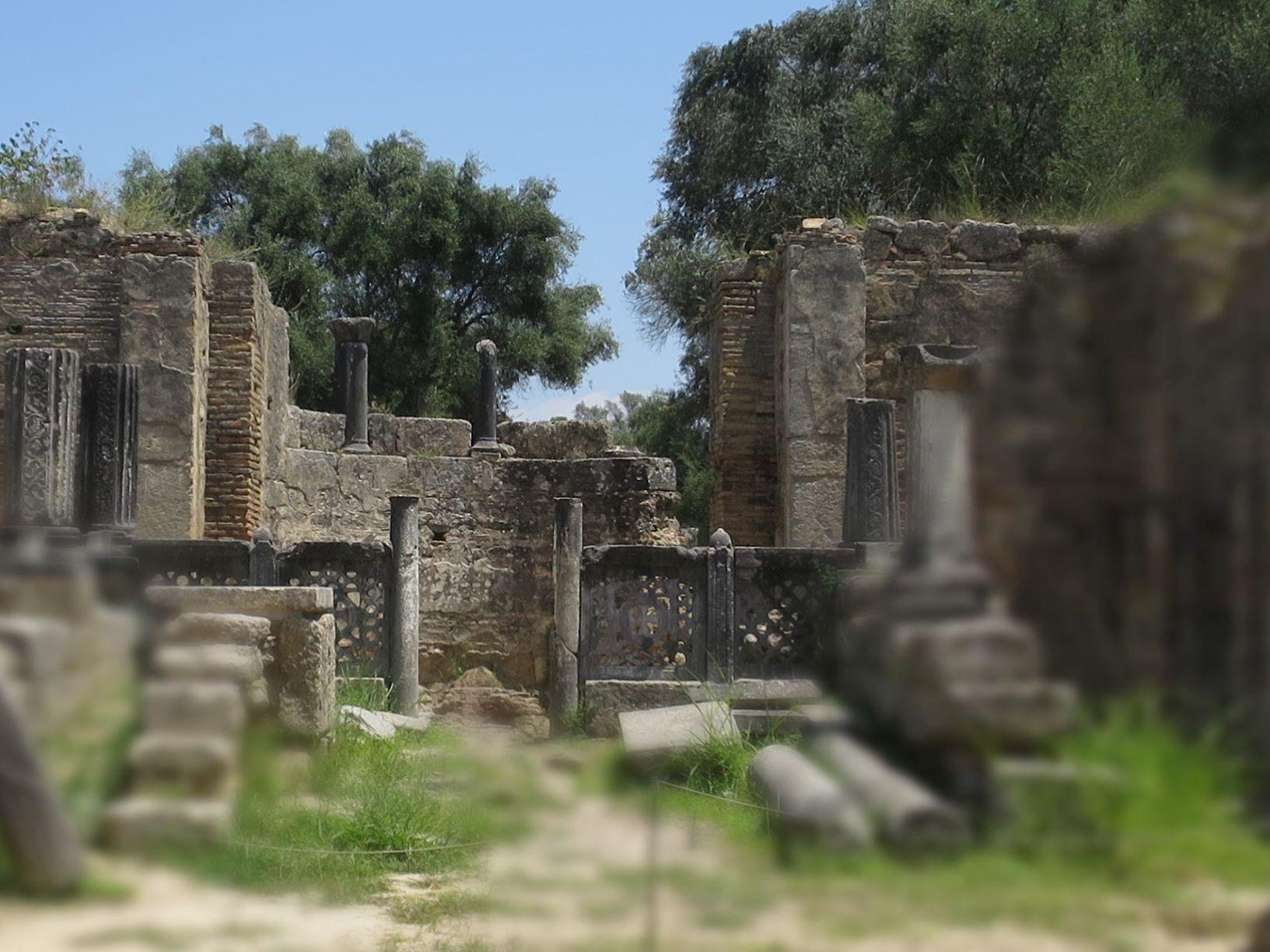 オリンピア遺跡