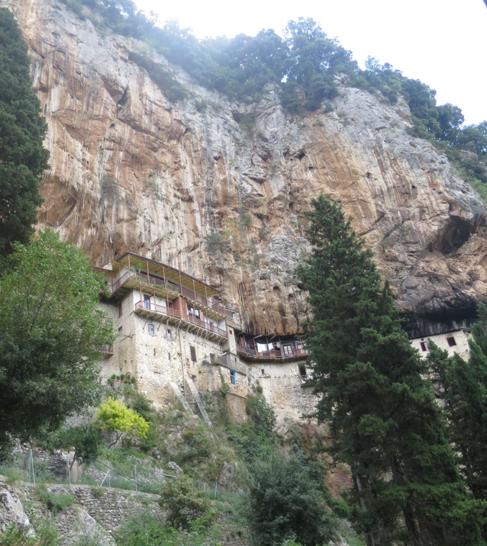 プロドロモウ修道院