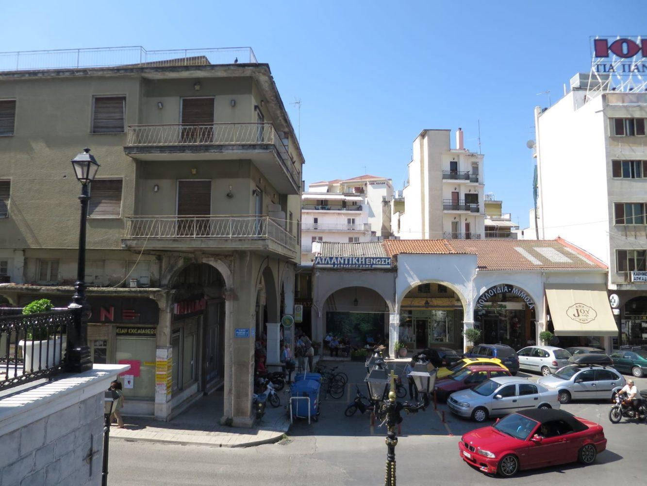 トリポリの街角