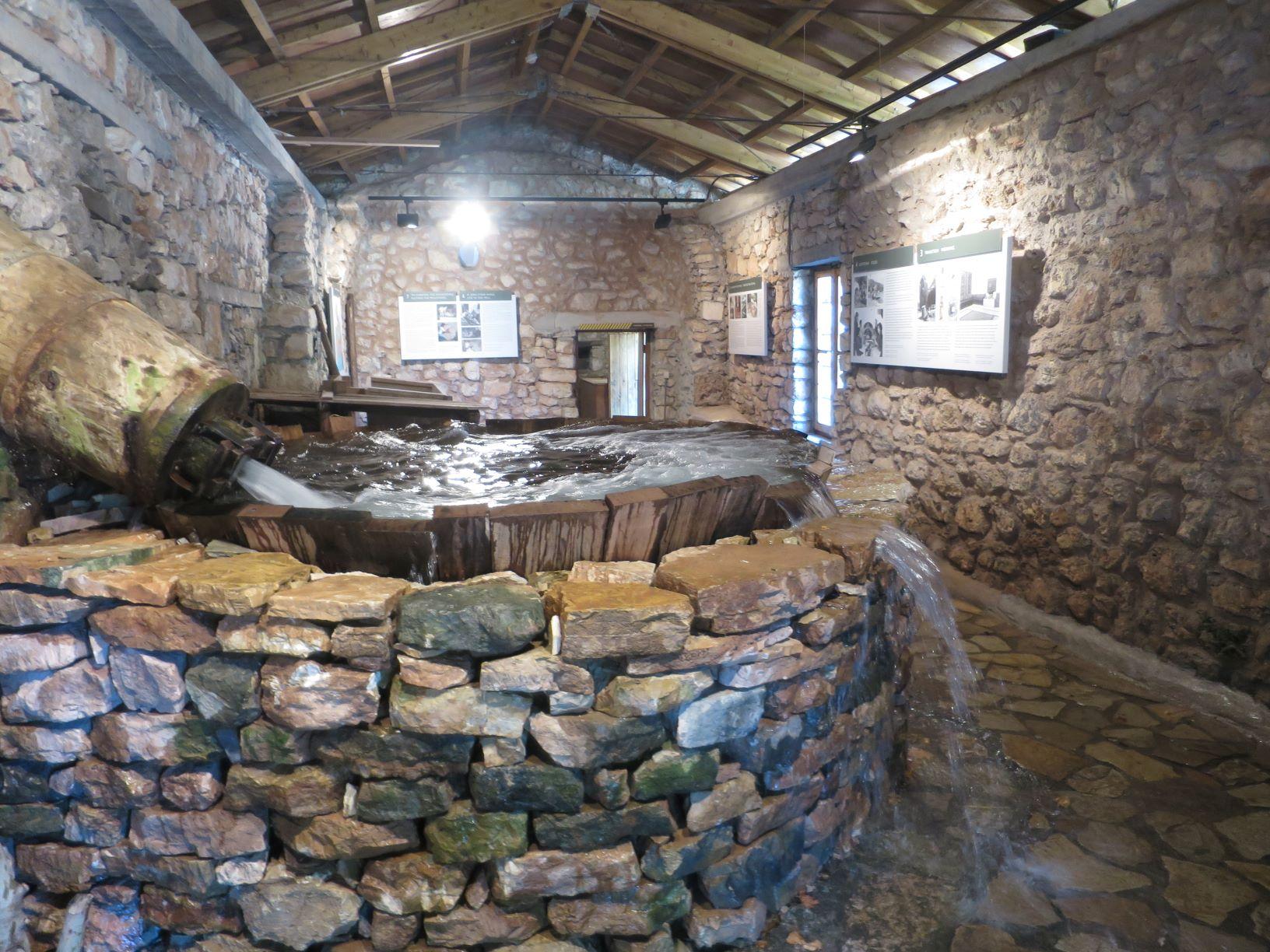 ディミツィアーナ水車博物館