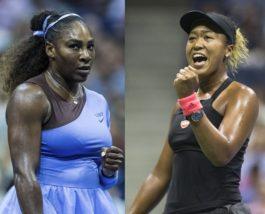 Serena and Naomi