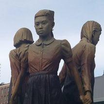 Comfort Women Statue SF