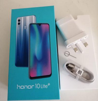 Honor 10 Lite Box