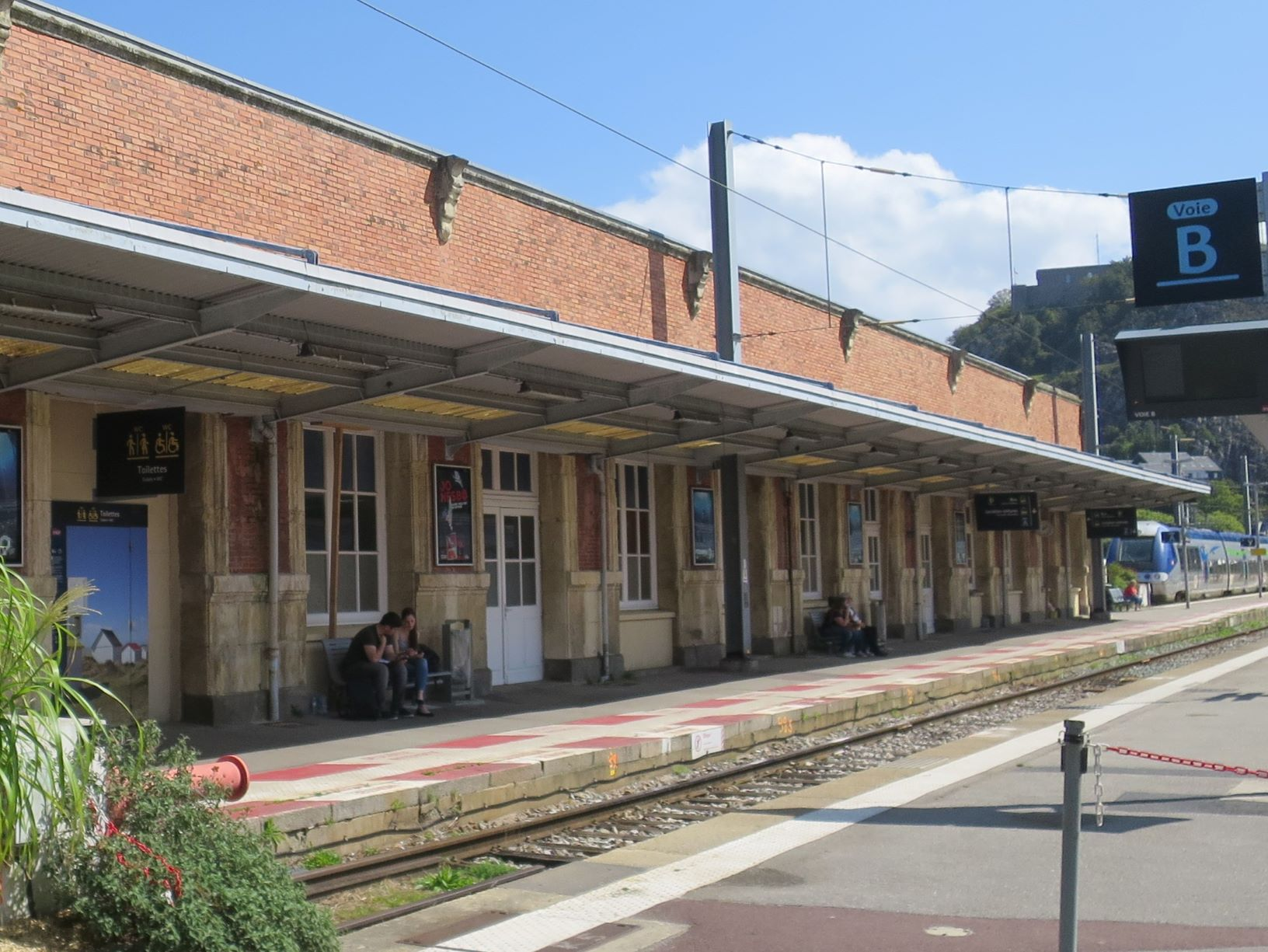 Cherbourg Station